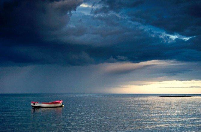 adrift-boat
