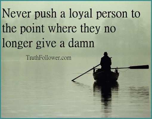 loyal person quotes sayings